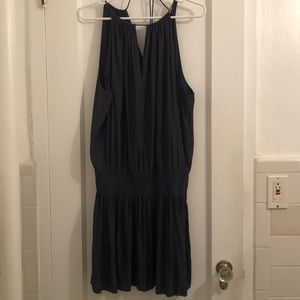 Ramy Brook navy dress